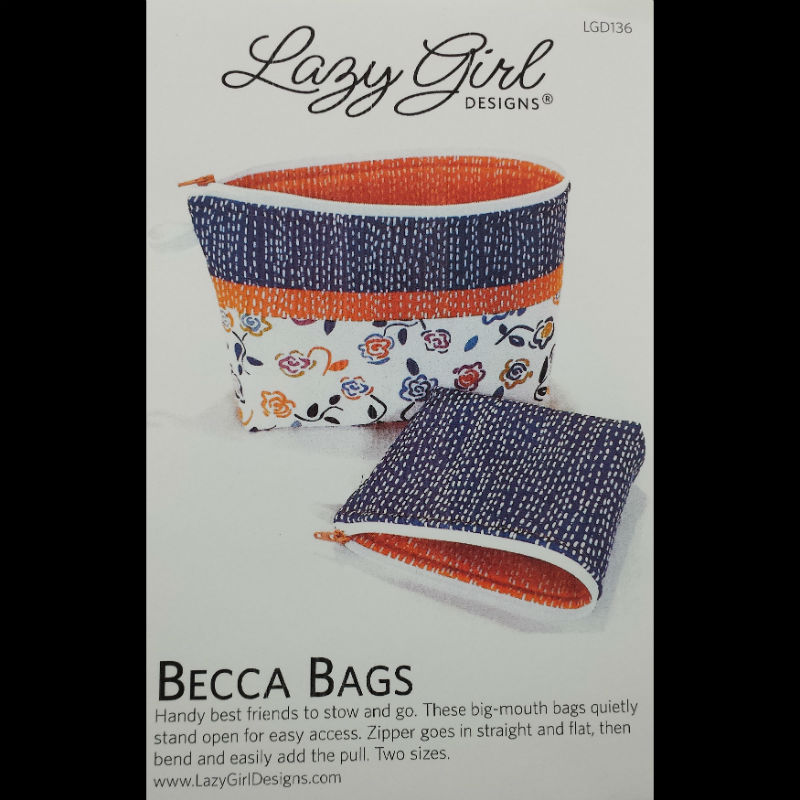 Atkinson Designs Stand N Stow : Becca bag pattern by lazy girl designs true creations